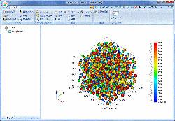 三次元グラフ作成ソフト Iwlabo